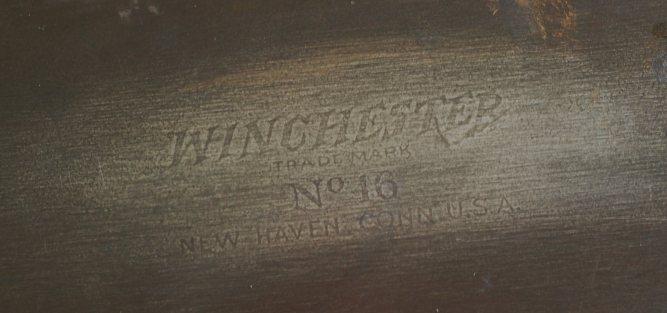Winchester handsaw